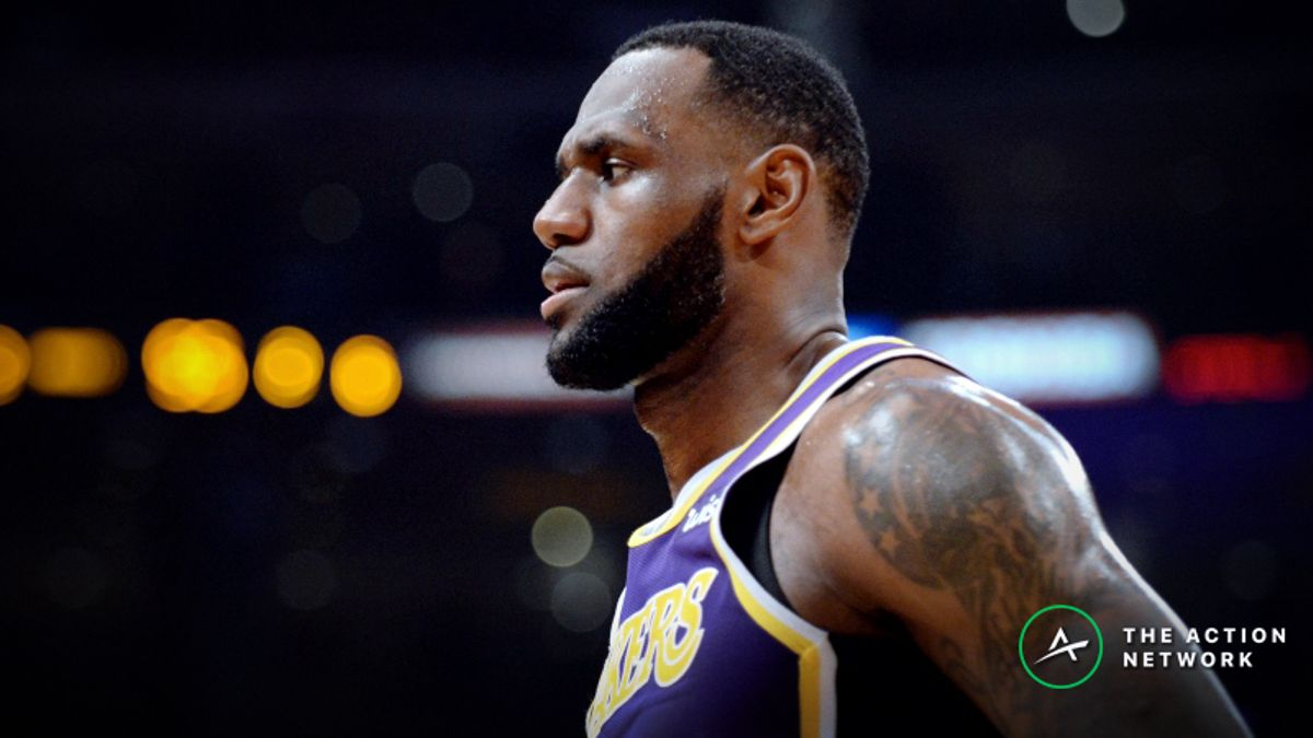 Moore: Don't Bet Against the Lakers (At Least Not Yet) article feature image
