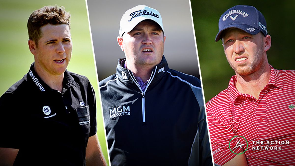 Sobel: Driving Stats Signify Nice Matchup Bets for List, Kokrak, Berger at Wells Fargo Championship article feature image