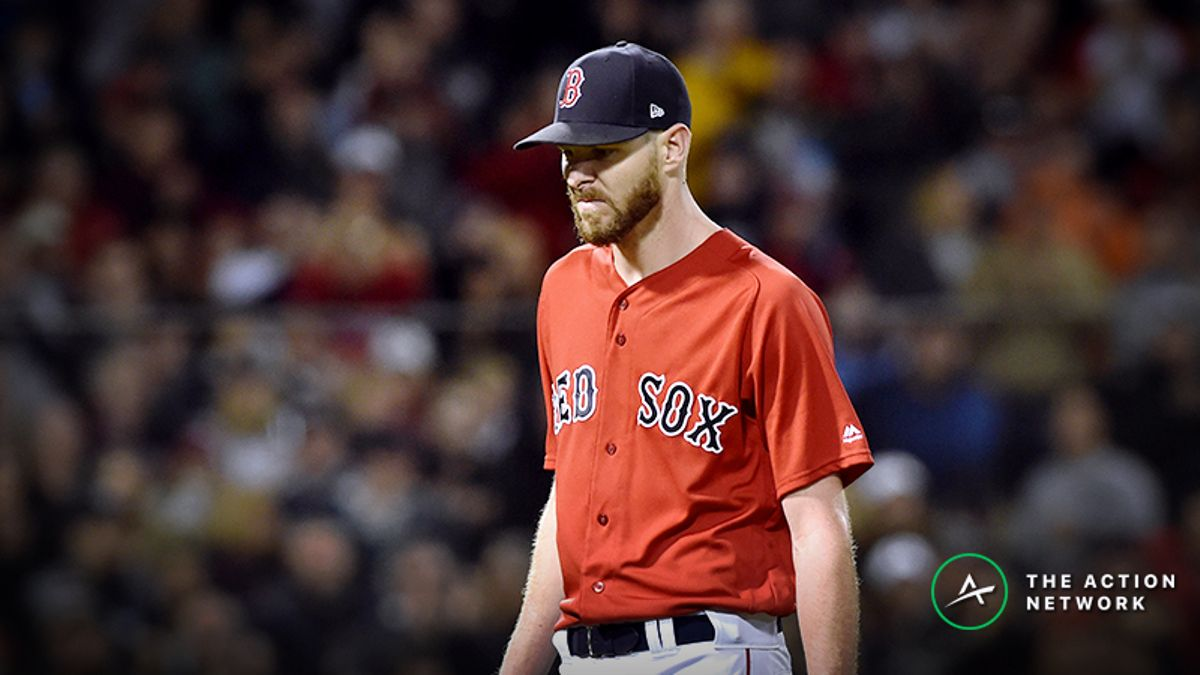 MLB Daily Betting Model, 5/30: Can Yankees Push Chris Sale to 1-7 Start? article feature image
