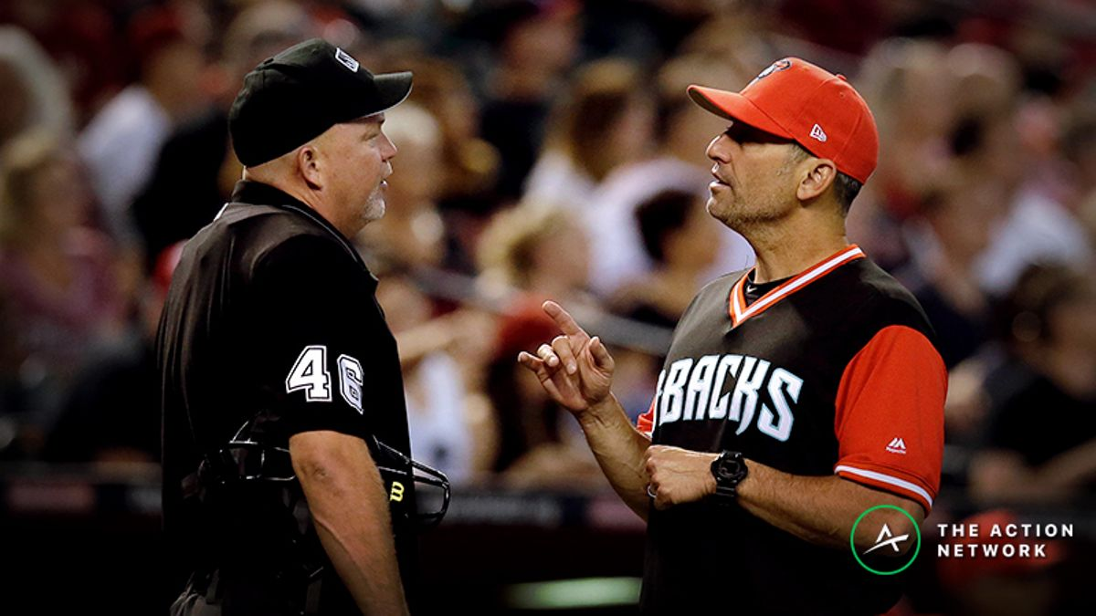 Wilson's MLB Umpire Betting Guide (5/21): Wind Assisting Blue In Multiple Parks article feature image
