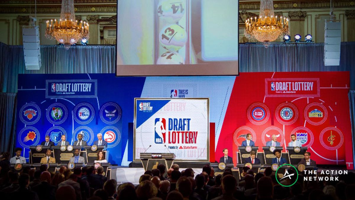 Why There Is No Value Betting on the NBA Draft Lottery article feature image
