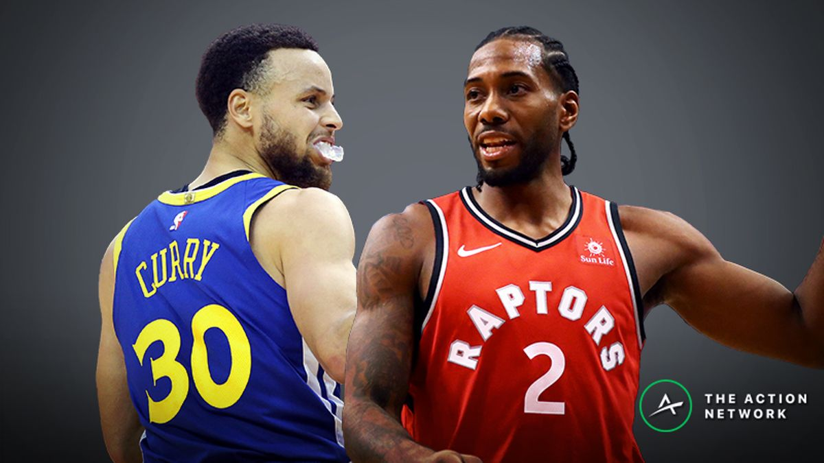 Moore: Ranking the 15 Most Important Warriors-Raptors Players in the NBA Finals article feature image