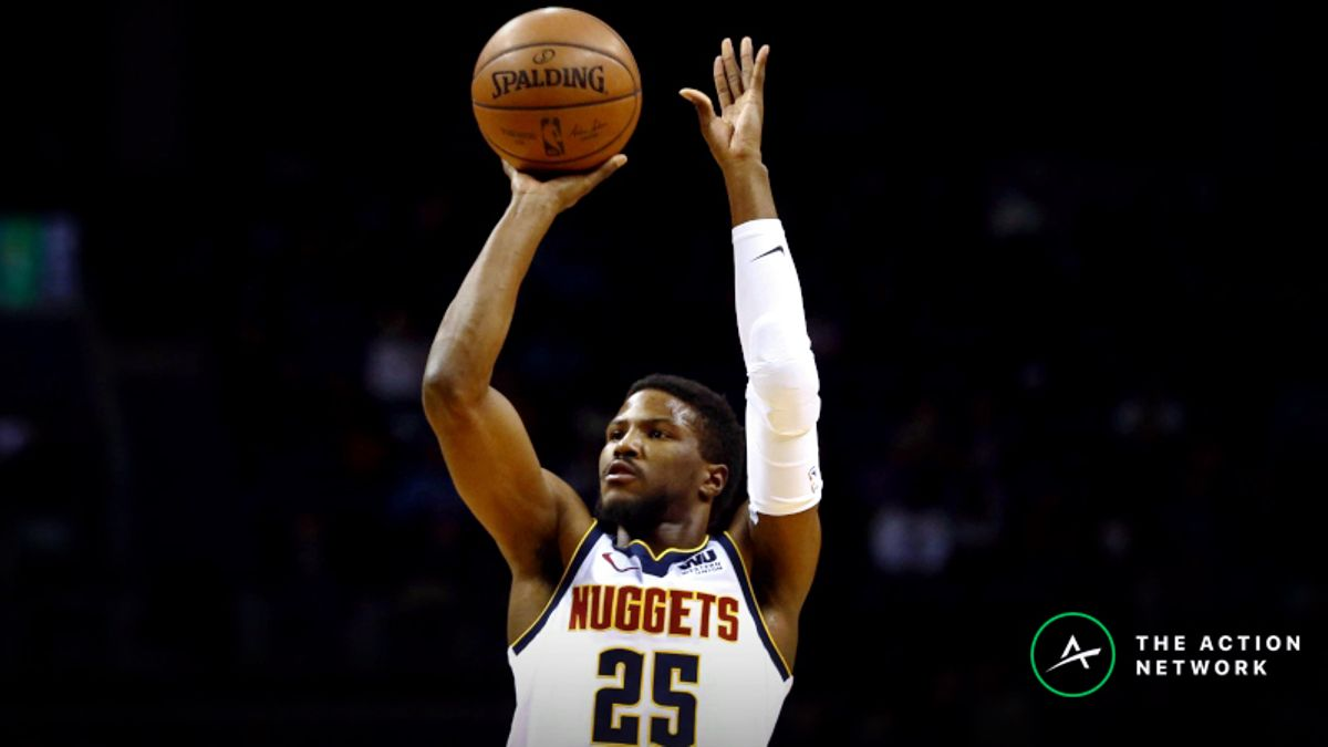 Moore: Deciphering the Nuggets' Maddening Shooting (And How to Bet It) article feature image