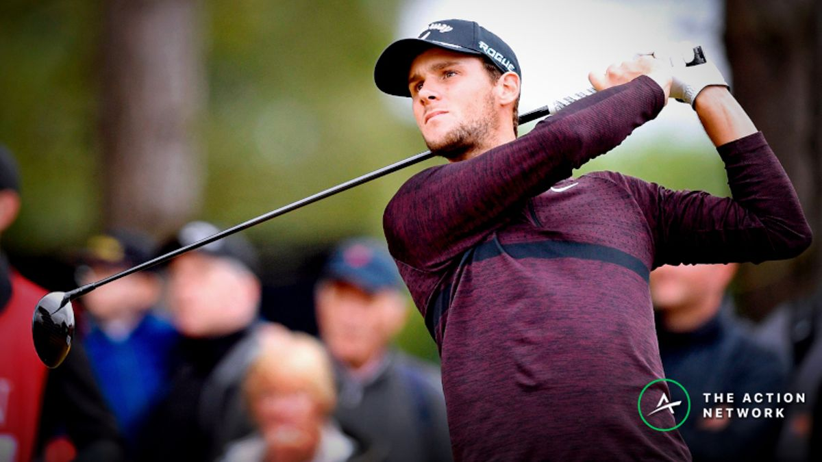Mears: Don't Sleep on These Under-the-Radar PGA Championship Matchups article feature image