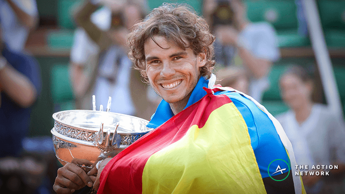 King Clay: Rafael Nadal's Betting History After Winning The 2019 French Open article feature image