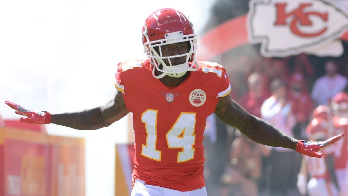 How High Is Sammy Watkins' 2019 Fantasy Football Ceiling? article feature image