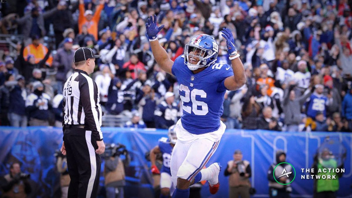 NFL Division Odds: Giants to Win the NFC East Among Best Bets article feature image