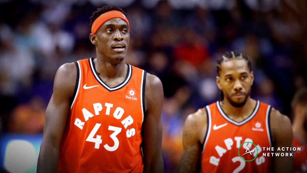 Raptors vs. Sixers Game 4 Betting Preview: Fade Toronto Without Siakam? article feature image