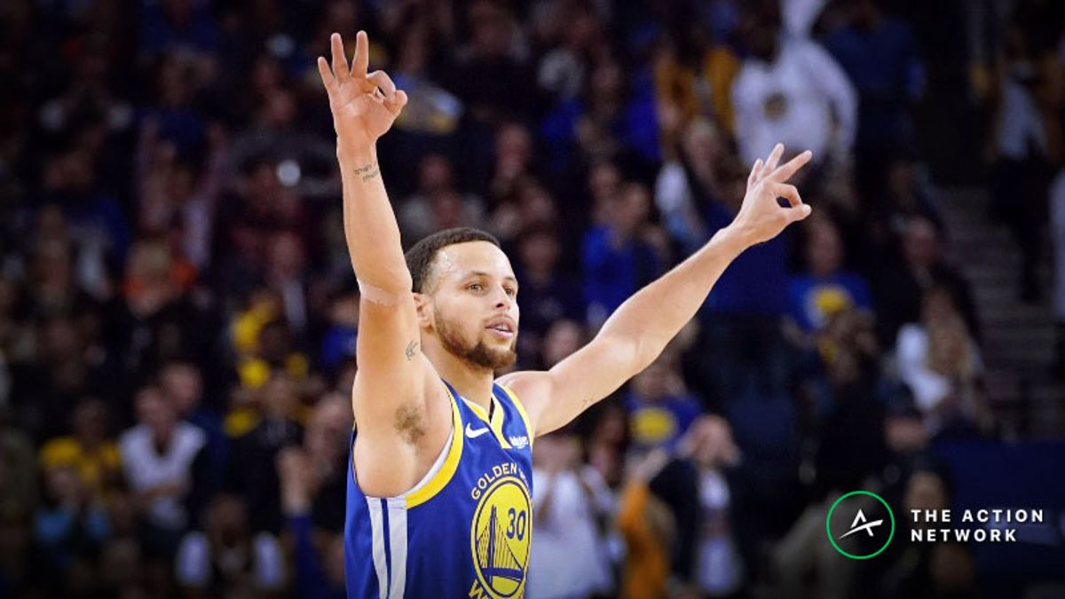 Can Bettors Trust the Warriors in Closeout Games? article feature image