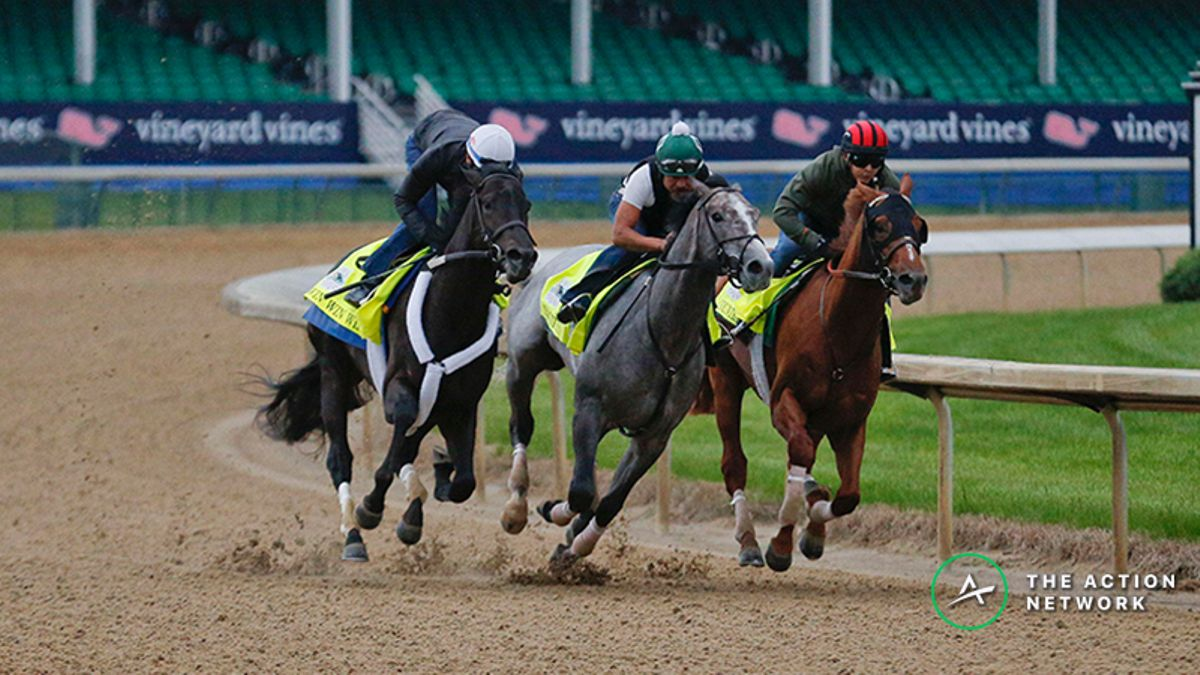 Kentucky Derby Sharp Betting Action: The 2 Horses Getting the Most Love from Pros in Vegas article feature image