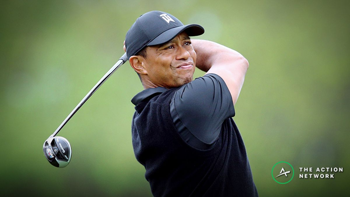 Perry's Memorial Tournament Betting Guide: Fade 5-Time Champ Tiger Woods, Favorites? article feature image