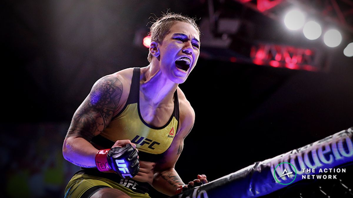 UFC 237 Betting Odds: Jessica Andrade Favored vs. Champion Rose Namajunas, More article feature image
