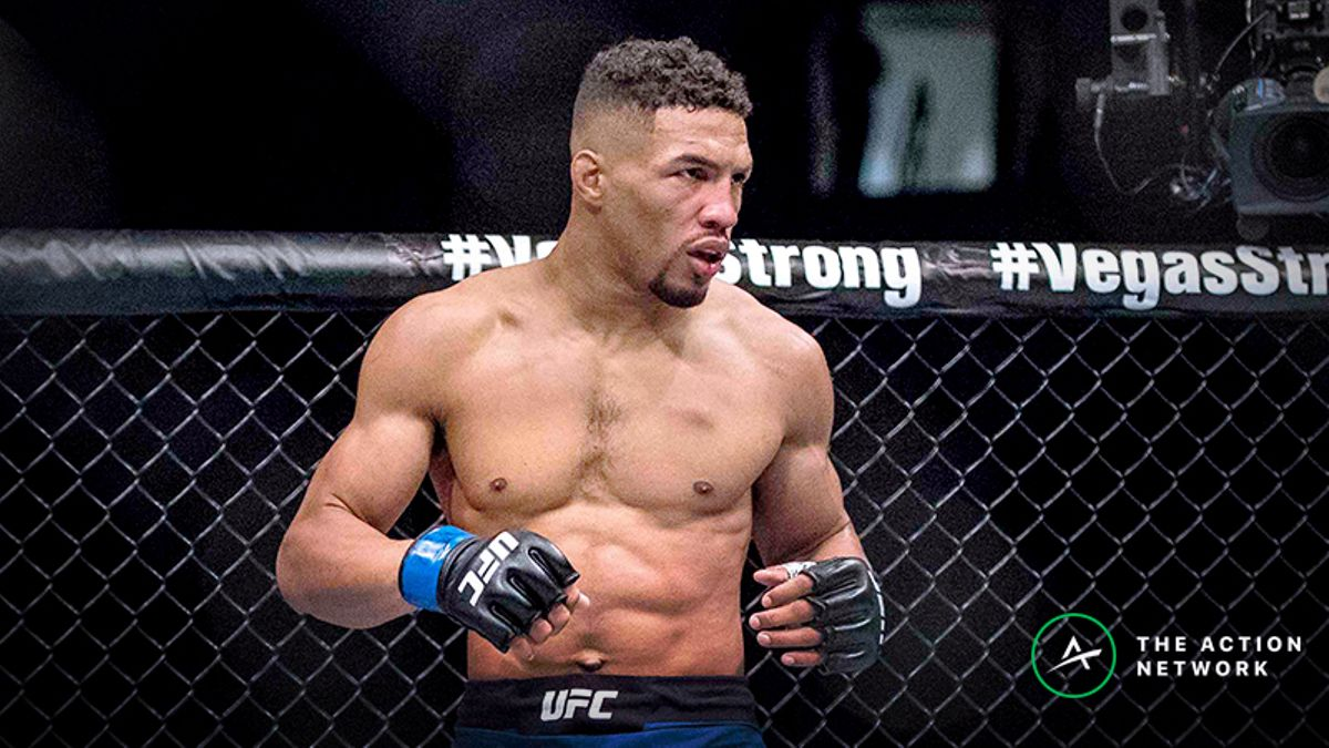 UFC on ESPN+ 10 Betting Odds: Kevin Lee's Welterweight Debut vs. Rafael Dos Anjos, More article feature image