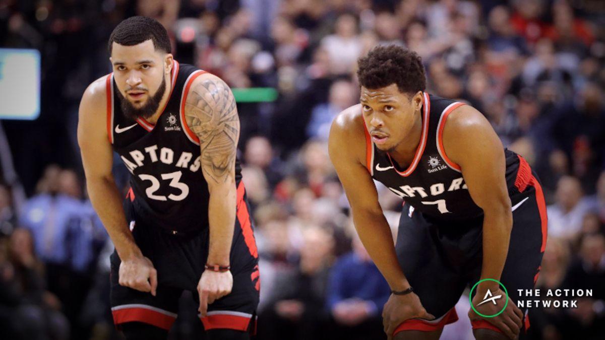 Moore: The Unique Uncertainty of Warriors vs. Raptors NBA Finals Game 1 article feature image
