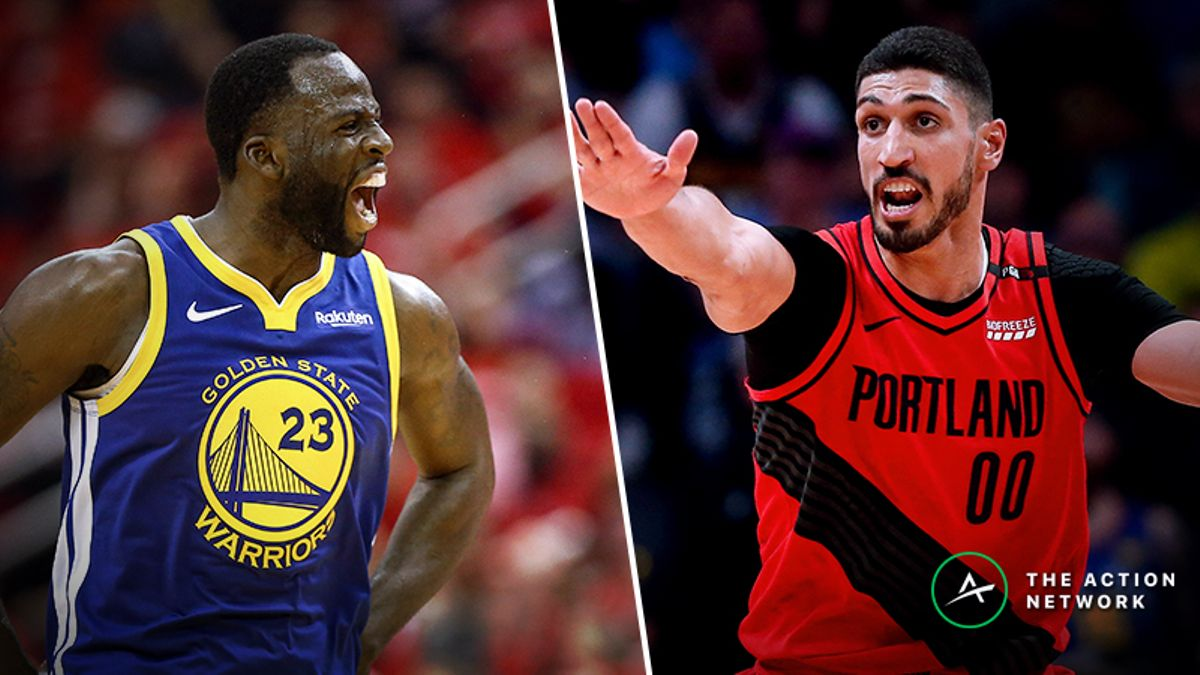 Moore: 4 Keys to Warriors-Blazers, My Series Pick article feature image