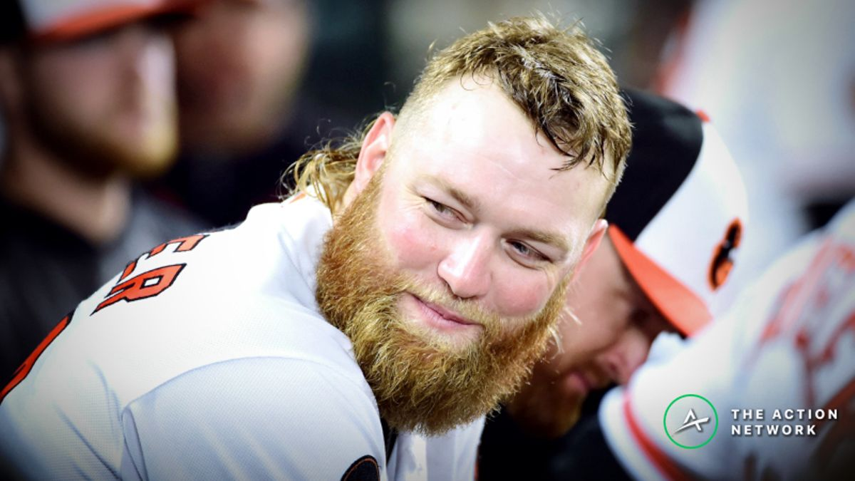 MLB Player Props: Can Andrew Cashner Punch Out 5 Yankees? article feature image
