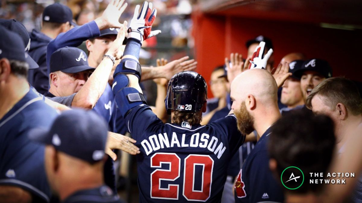 MLB Sharp Report: Pros Betting Braves-Diamondbacks, 2 Other Friday Games article feature image