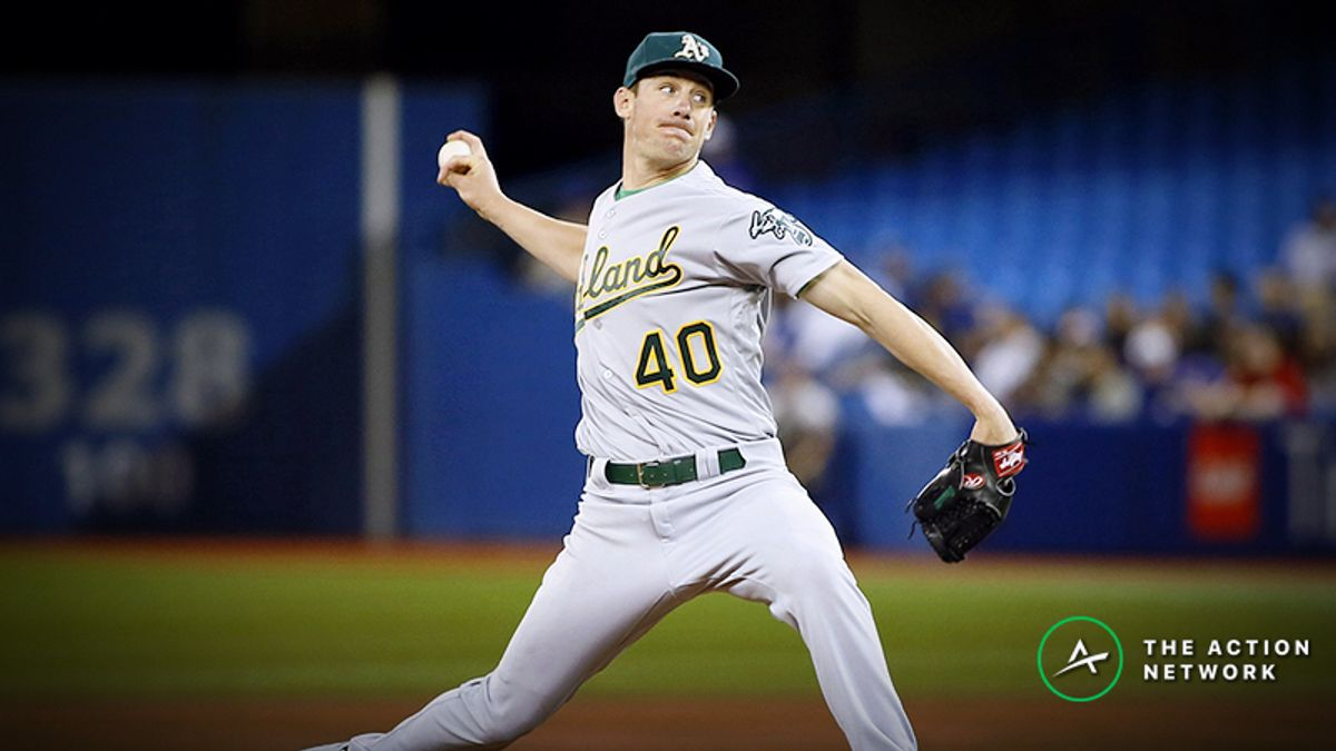 MLB Daily Betting Model, 5/9: Is Chris Bassitt Bound for Success with the Athletics? article feature image