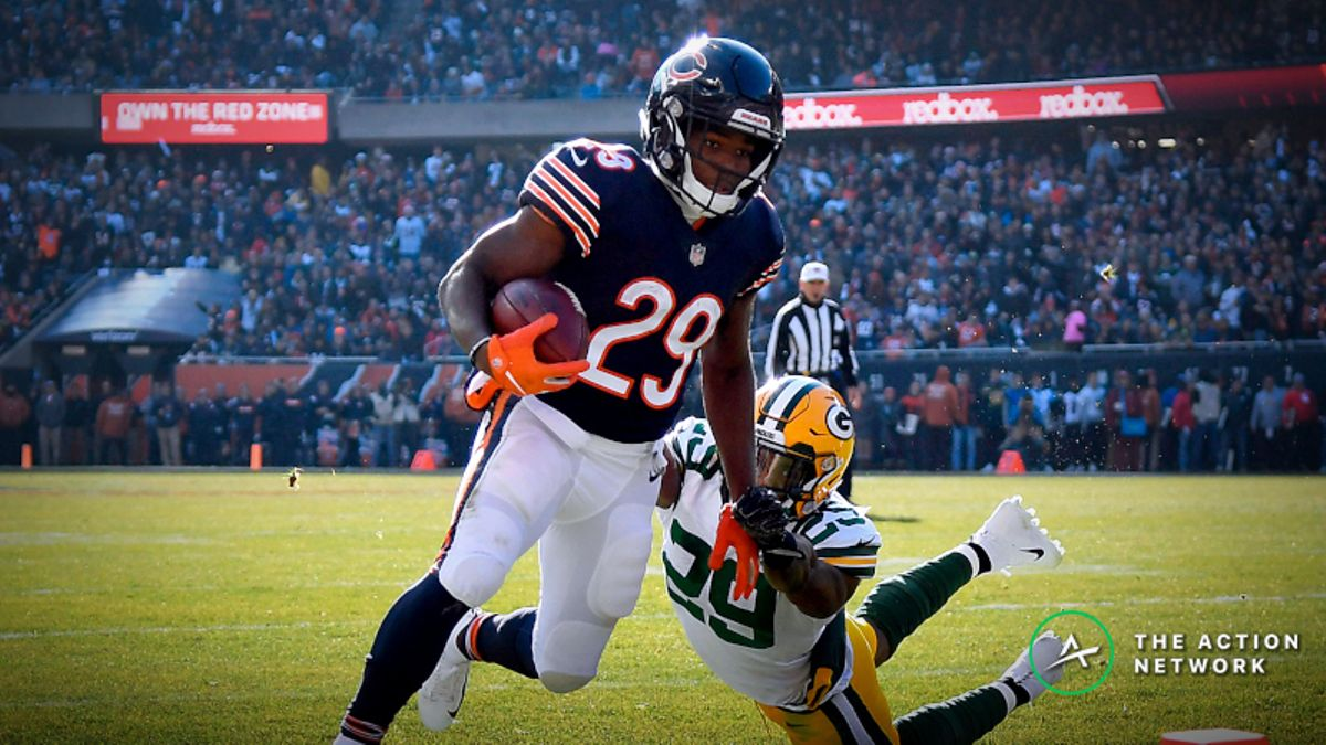 Who Are Fantasy Football's Best Zero-RB Candidates? article feature image