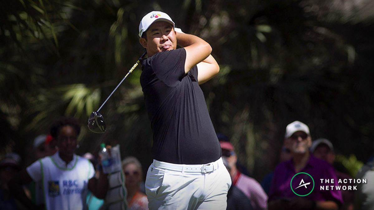 Bailey's 2019 Charles Schwab Challenge Matchup Bets: Byeong-Hun An Rebound Week? article feature image