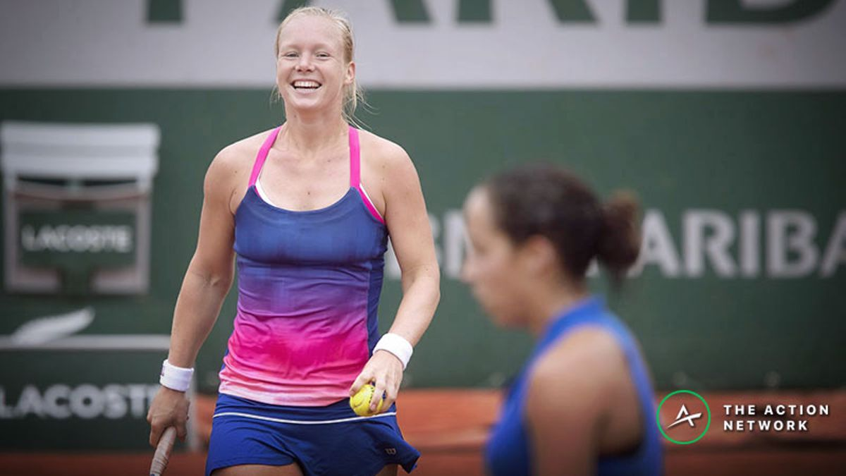 Stuckey: My 2019 French Open ATP and WTA Futures Bets article feature image