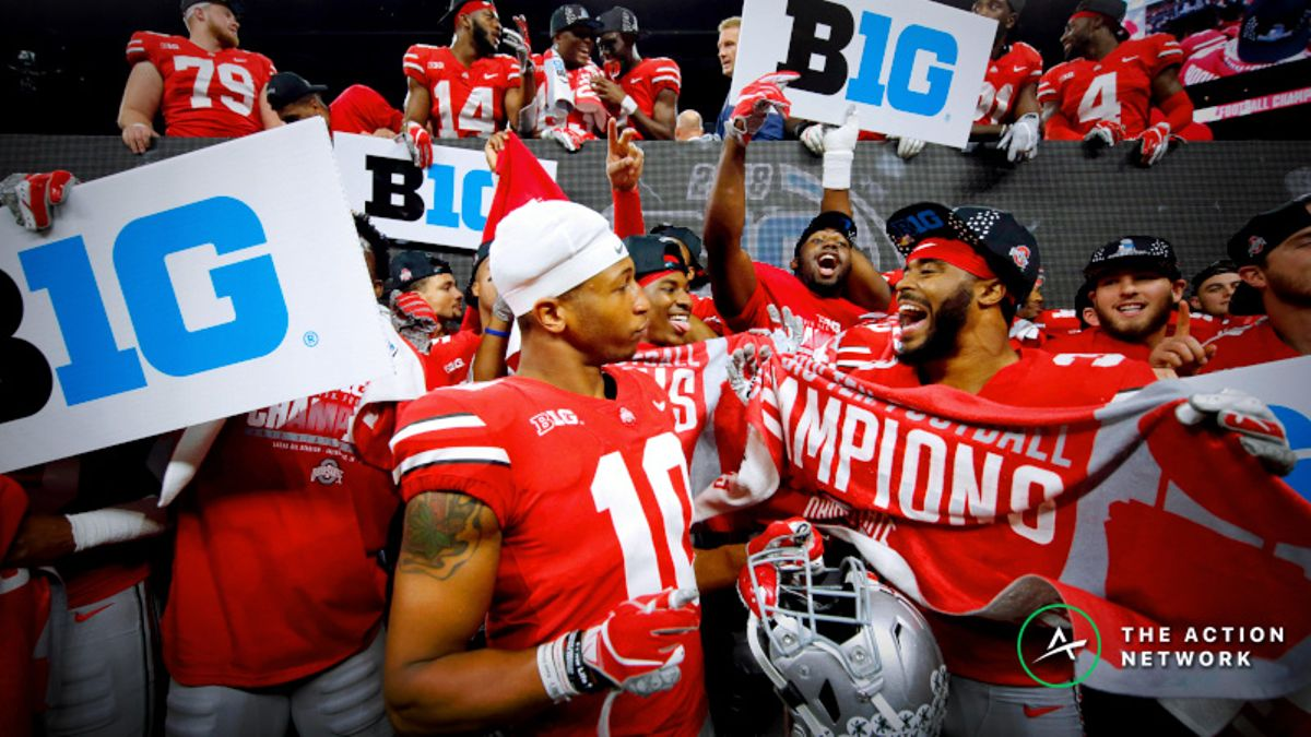 College Football 2019 Power 5 Conference Odds, Analysis article feature image