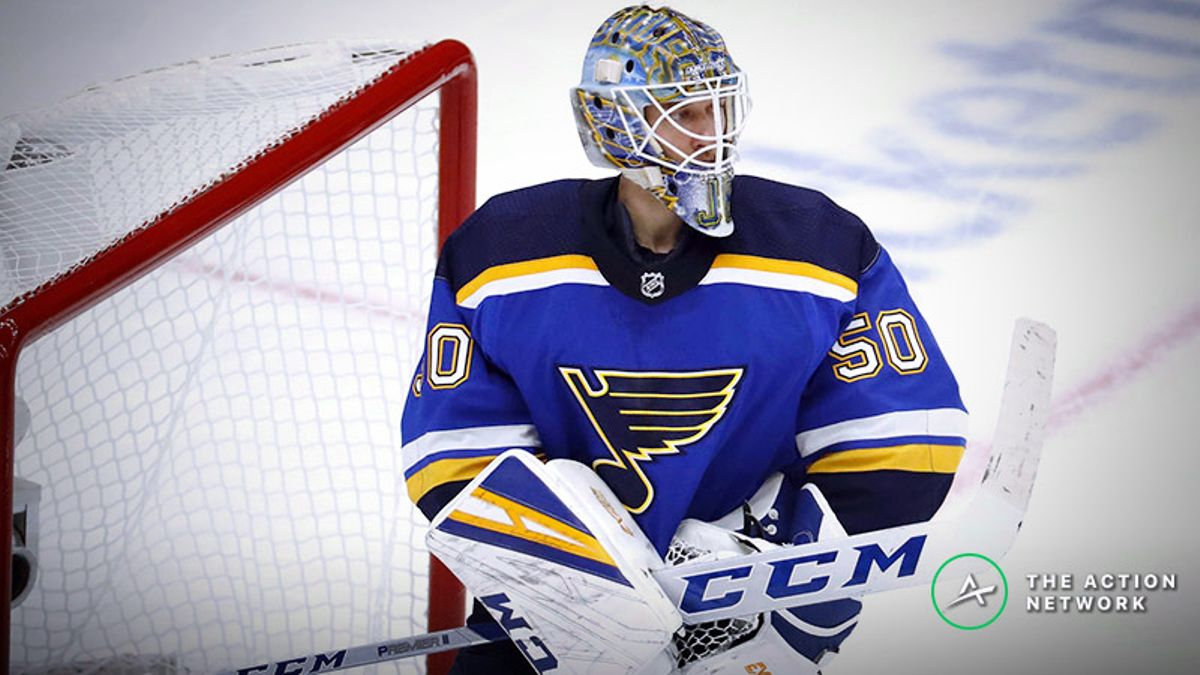 Sharks vs. Blues Game 4 Betting Odds, Preview: Can Blues Put Controversy Behind Them? article feature image