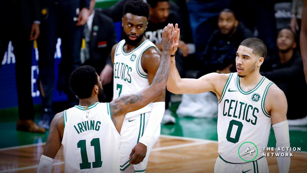 Celtics vs. Bucks Game 3 Betting Preview: Bet on Boston as Short Home Favorite? article feature image