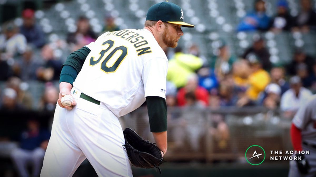 MLB Daily Betting Model, 5/26: Can the A's Complete the Sweep in Seattle? article feature image