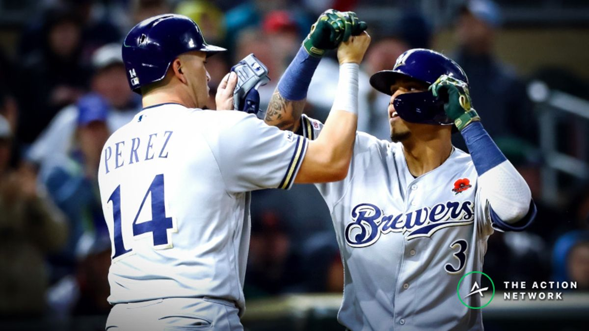 MLB Sharp Report: Pros Betting Brewers-Twins, 2 Other Tuesday Games article feature image
