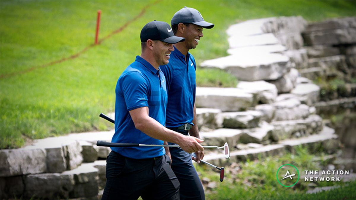 2019 PGA Championship Tee Times, Groupings for Rounds 1, 2 article feature image