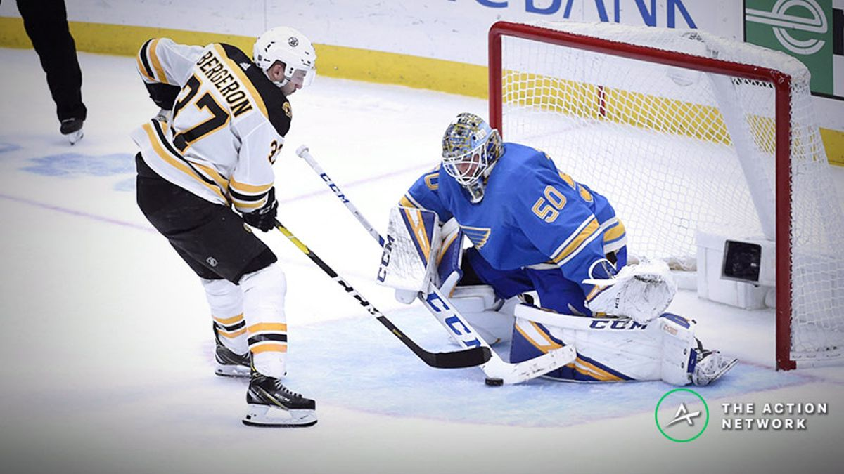Freedman: Blues-Bruins Stanley Cup Finals Game 6 Props I'm Betting article feature image