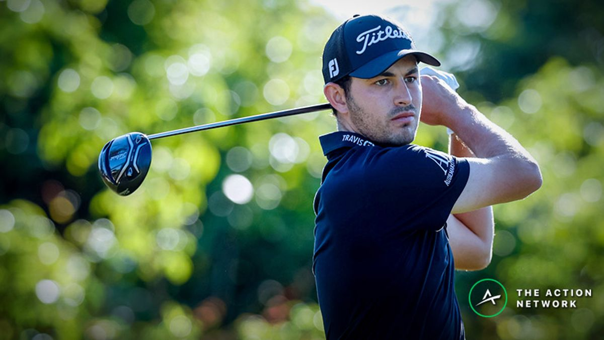 Patrick Cantlay 2019 PGA Championship Betting Odds, Preview: Decent GPP Option article feature image