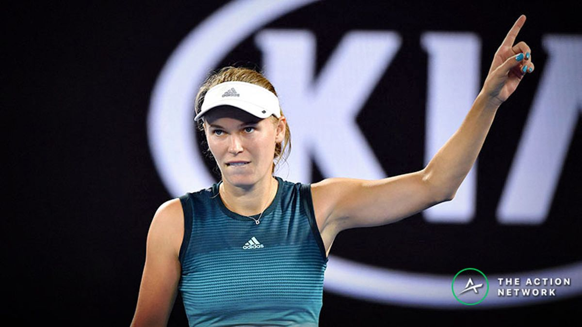 5 French Open WTA Underdogs Worth a Wager on Monday: Wozniacki Looks Vulnerable article feature image