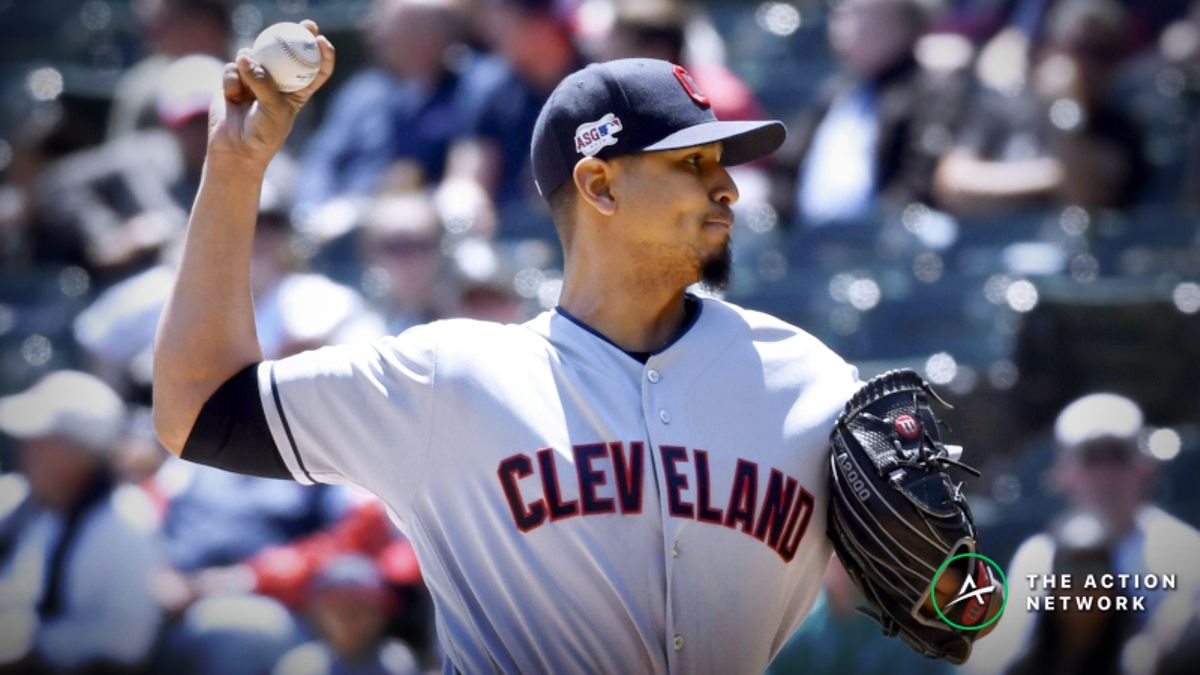 MLB Sharp Report: Pros Betting Twins-Rays, Indians-White Sox on Thursday article feature image