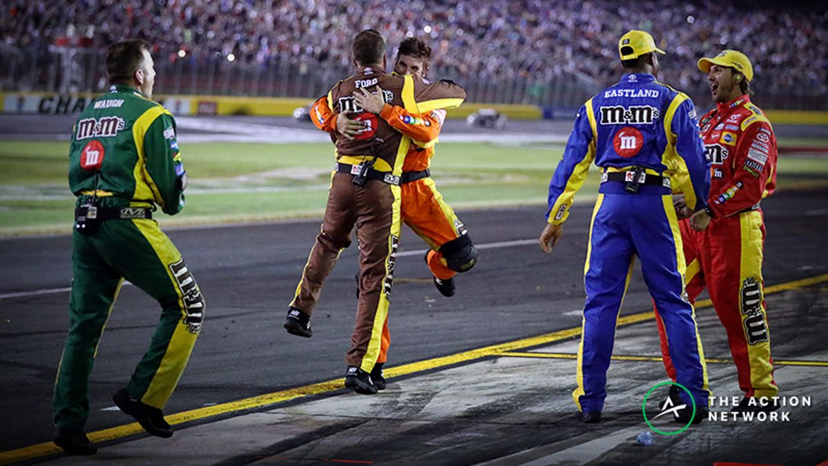 NASCAR Props Challenge Picks for Sunday's Coca-Cola 600 at Charlotte article feature image