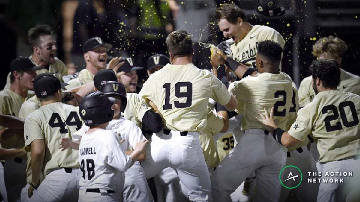 Wilson: How I'm Betting All 16 College Baseball NCAA Tournament Regionals article feature image