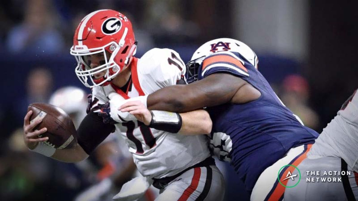 Wilson: How to Bet College Football Game Of The Year Lines, And Spots to Target for 2019 article feature image