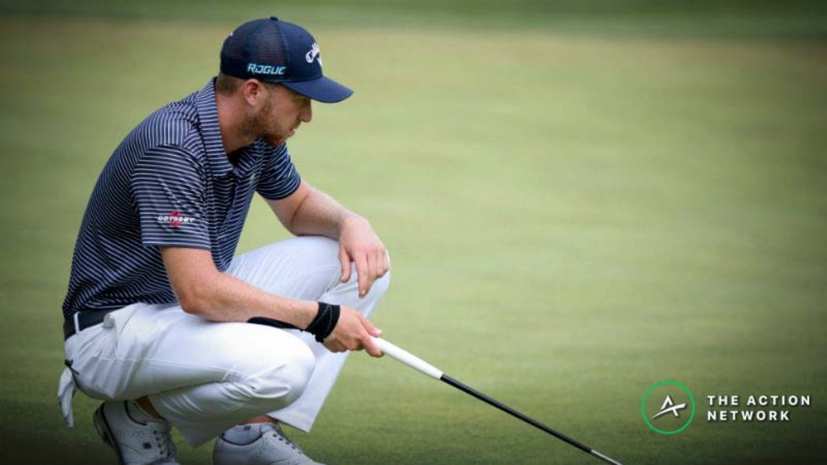 Daniel Berger 2019 PGA Championship Betting Odds, Preview: Not Much to Like article feature image