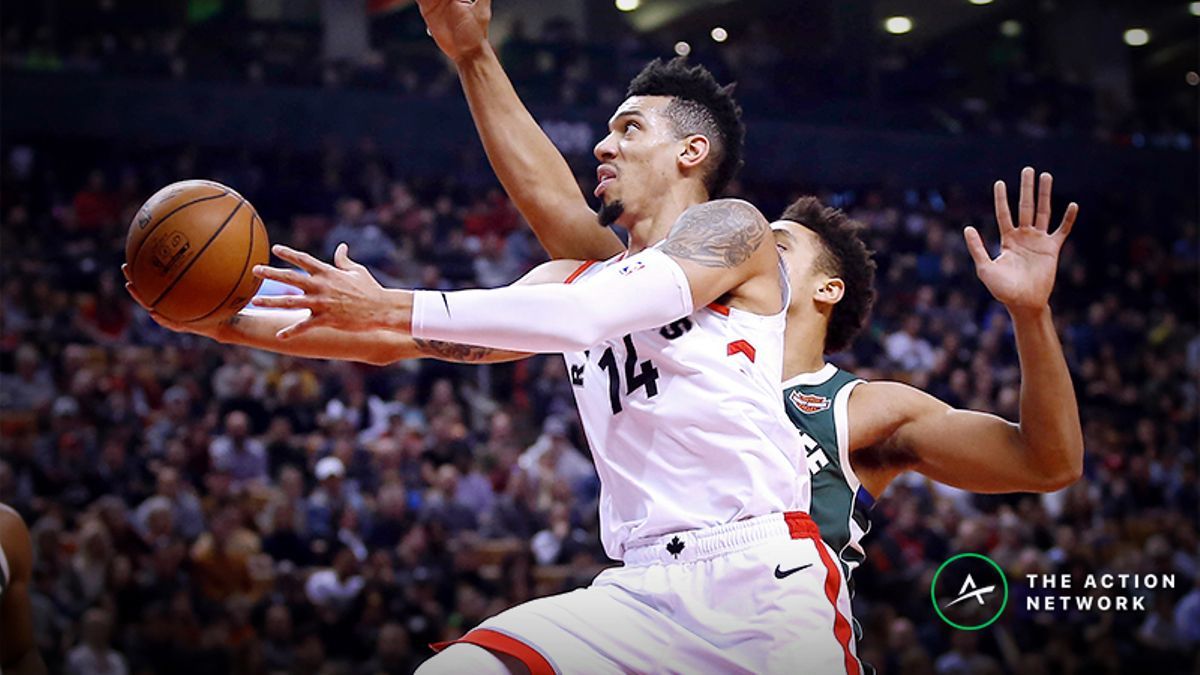 Raybon's Favorite NBA Prop for Wednesday: Will Danny Green Drop 11 Points? article feature image