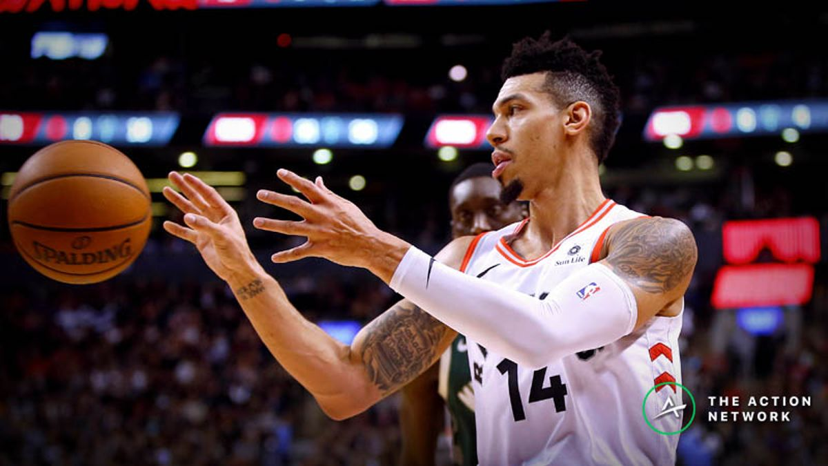 NBA Finals Game 1 Player Prop: Will Danny Green Drop 9 Points? article feature image