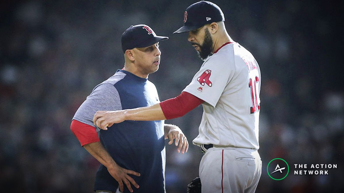 MLB Daily Betting Model, 5/28: Can Zach Plesac Win His MLB Debut Against David Price? article feature image