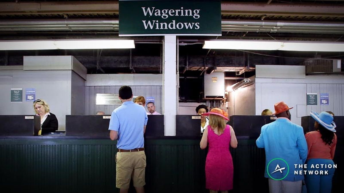 Franklin: Confessions of a Kentuckian Who's Terrible at Betting on Horses article feature image