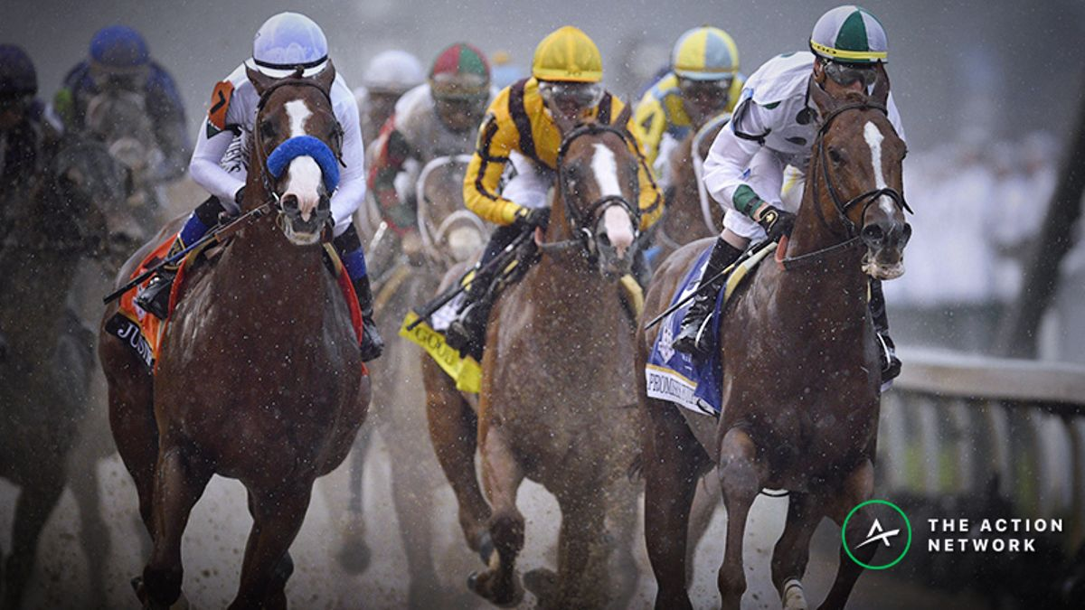 2019 Kentucky Derby Longshots Betting: Do Any Sleepers Have a Shot in the Mud? article feature image