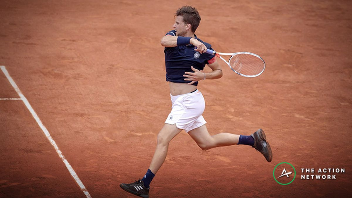 Zerillo's 2019 French Open Preview: Why Dominic Thiem Can Win, Plus 2 Longshots Worth a Look article feature image