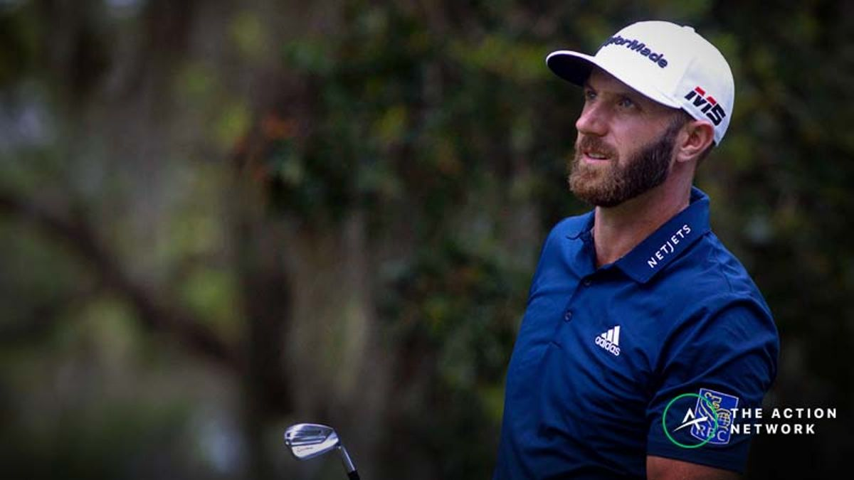 Dustin Johnson 2019 PGA Championship Betting Odds, Preview: DJ Is a Serious Threat article feature image
