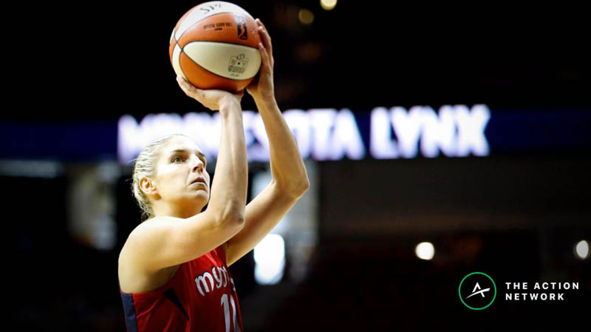 Moore: The Simple Value of 3-point Shooting in WNBA Betting article feature image