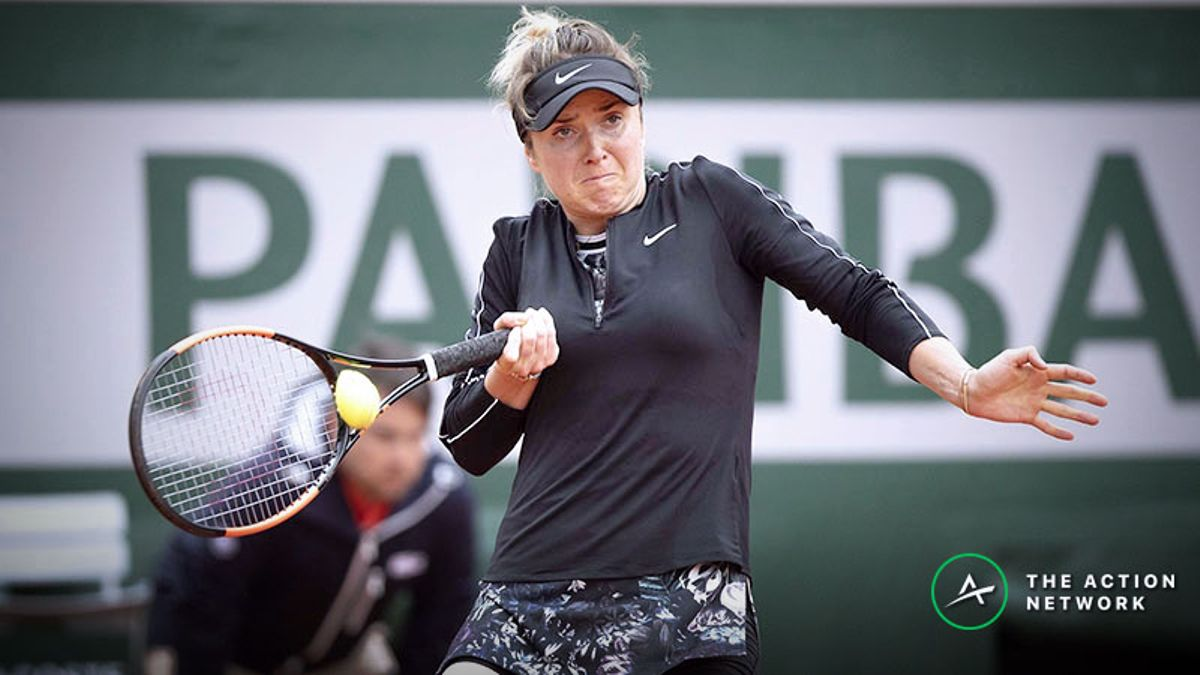 3 Wednesday WTA French Open Second Round Bets: Is Another Top Seed in Trouble? article feature image