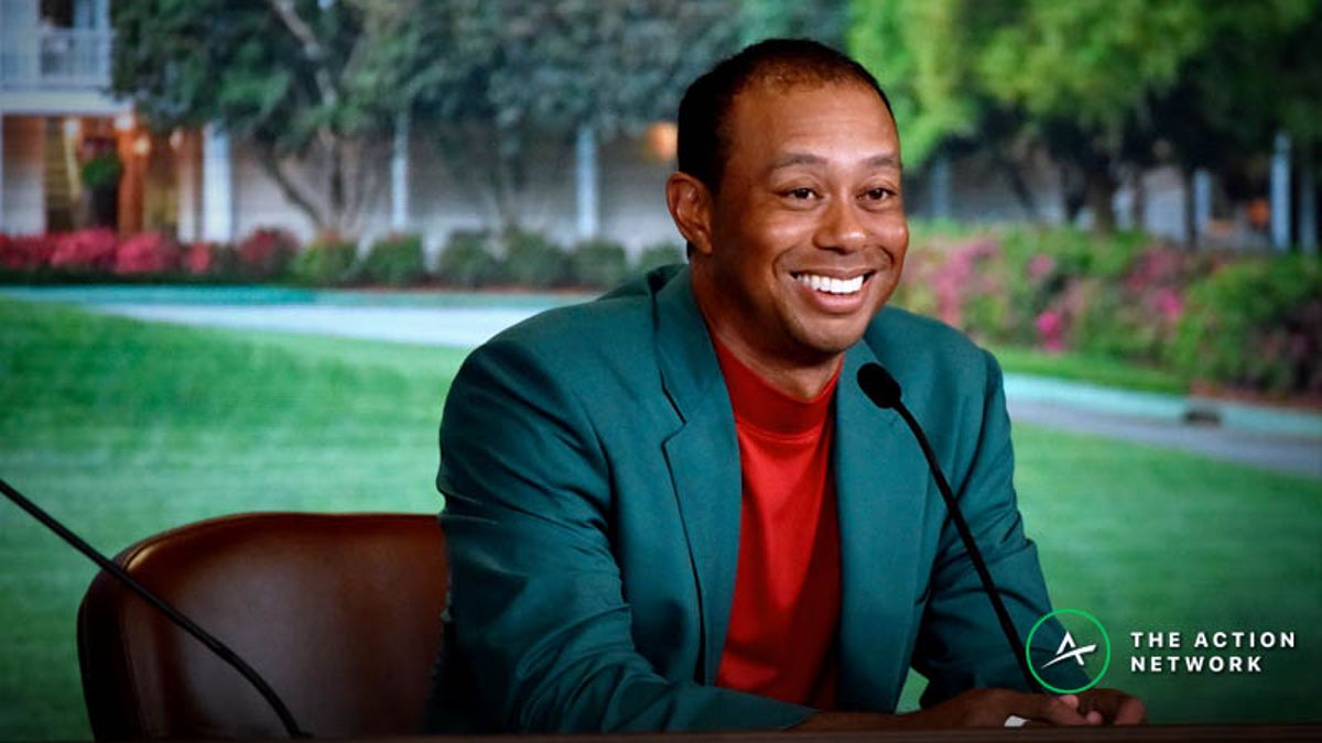 Masters Millionaire James Adducci Bet $100,000 on Tiger to Win Grand Slam at 100-1 article feature image