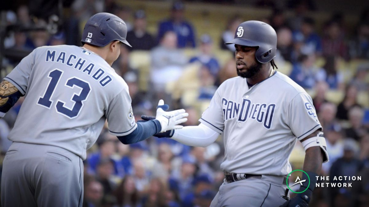 MLB Sharp Report: Pros Betting Padres-Dodgers, 2 Other Wednesday Games article feature image